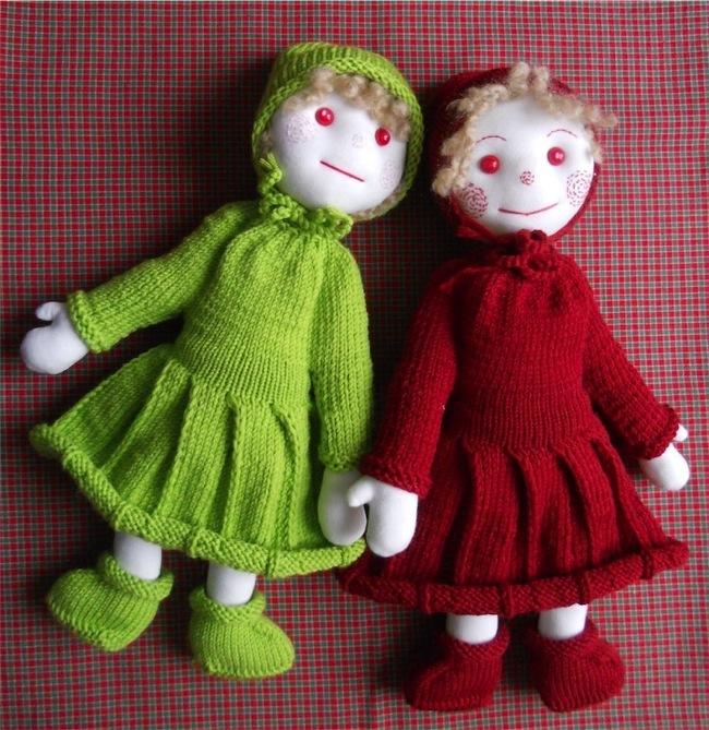 Bambole vivaci