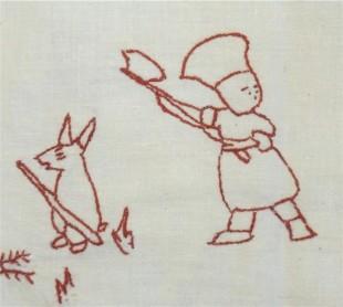 Caccia la coniglio