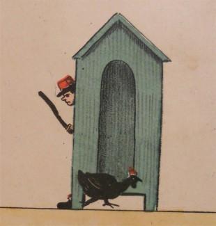 Agguato alla gallina
